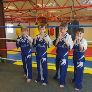 dundee elite kickboxing fight team 2