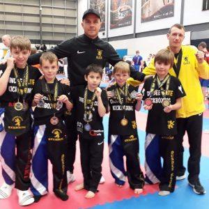 dundee elite kickboxing fight team 3