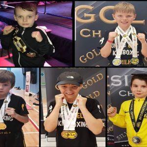 dundee elite kickboxing fight team 4