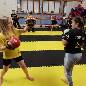 dundee elite kickboxing junior 1