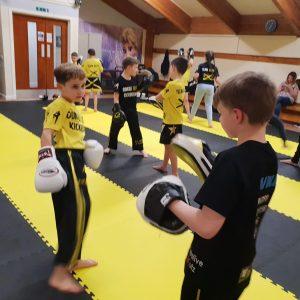dundee elite kickboxing junior 2