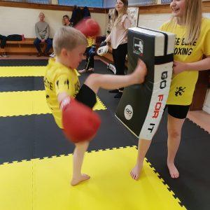 dundee elite kickboxing kids1